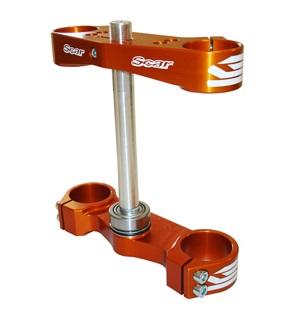 Te de fourche standard SCAR Orange