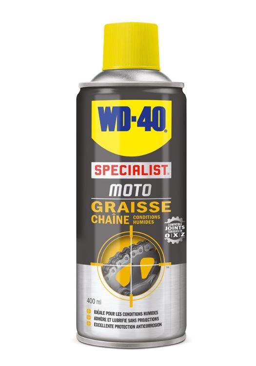 WD40 Graisse chaine 400 ml